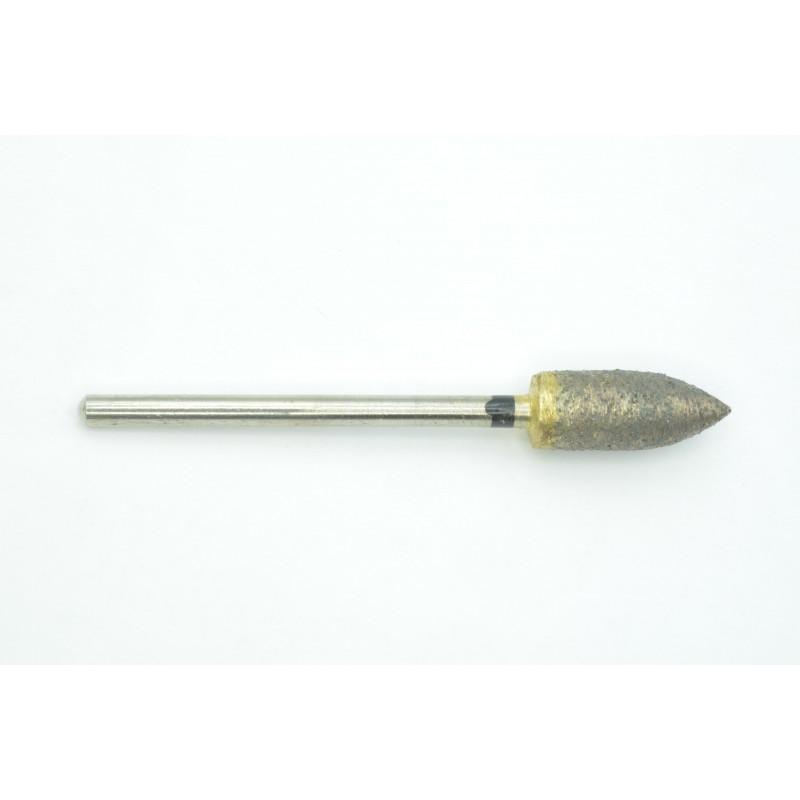 Fraise Diamantée Masse - Cylindrique pointue / 257