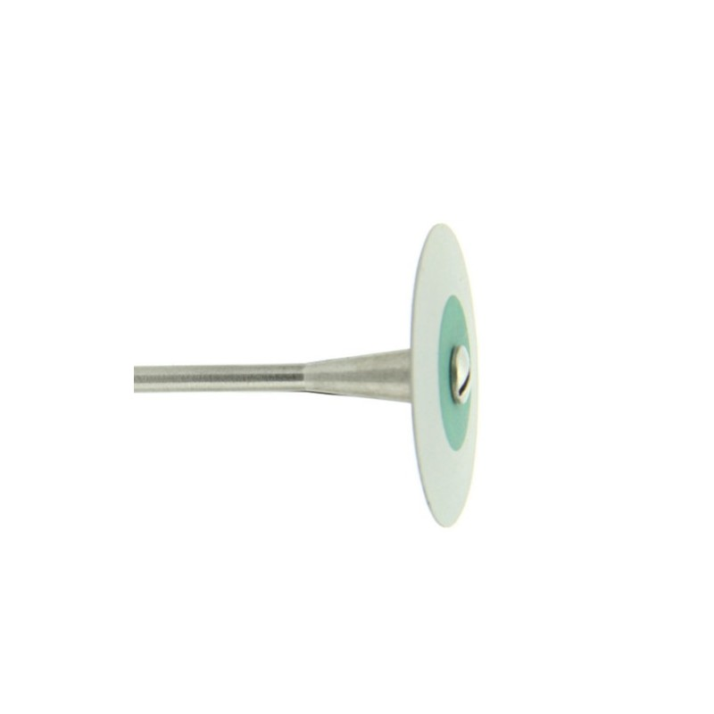Polisseur diamanté pour zircone et céramique - Lentille