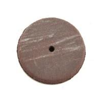Polissoir silicone caoutchouc pour métal - Roue