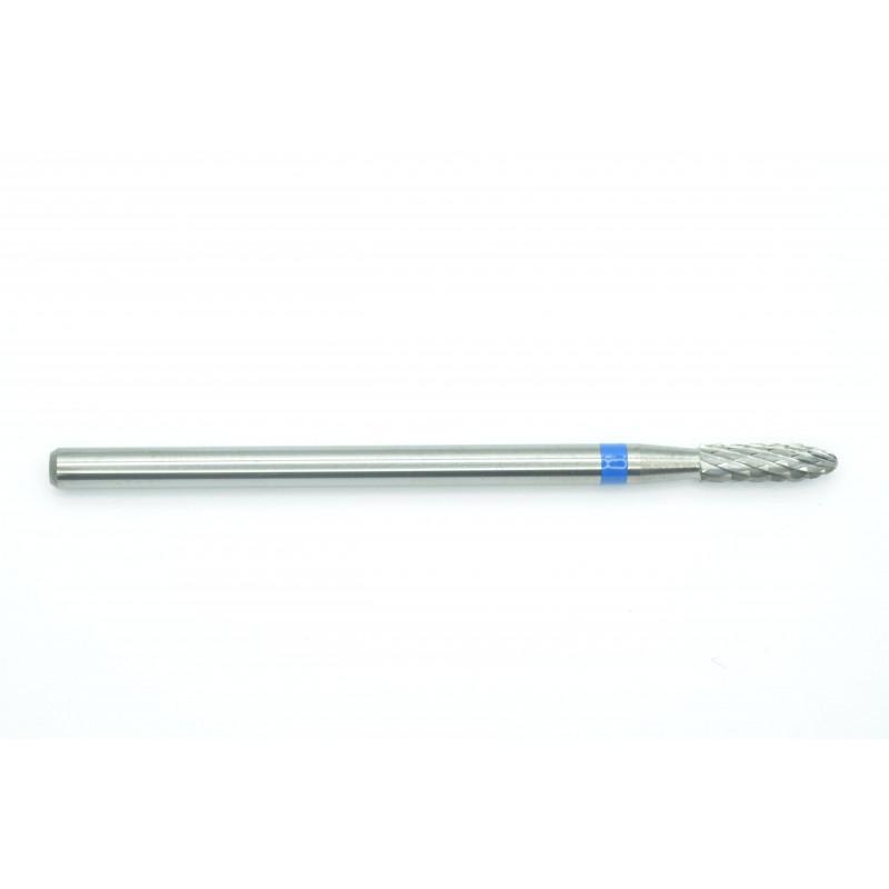 Dentaldrill | Fraise en carbure de tungstène HP - Cylindrique pointue / 257 |  12,90€ | Taurus