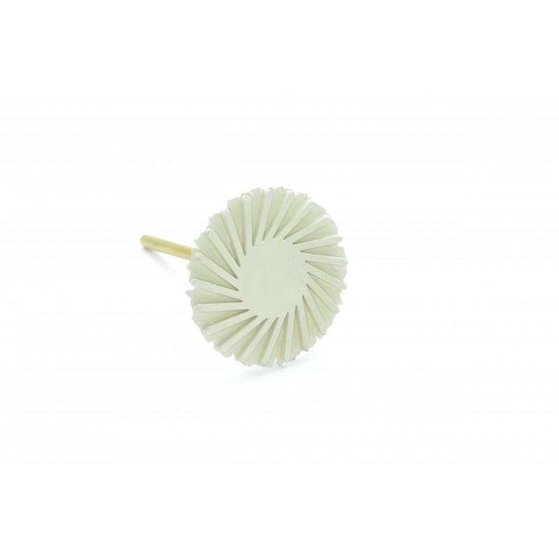 Brossette de polissage 26mm X 2mm grains Ultra fins