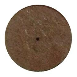 Meulettes à dégrossir 37mm/ 3mm  boite 25 pièces