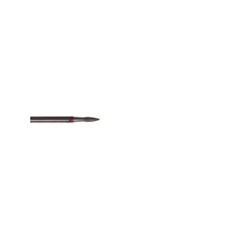 Dentaldrill | Fraise Diamantée Masse - Cylindrique arrondie / 141 |  29,00€ | Taurus