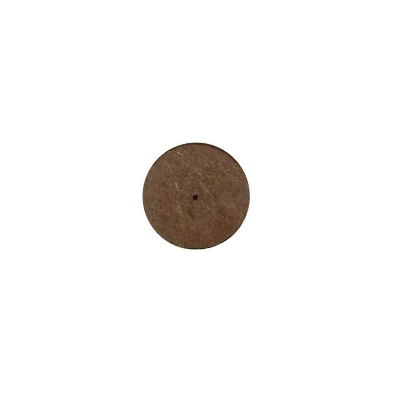 Meulettes à dégrossir 22mm/ 3mm  boite 25 pièces